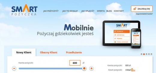 strona internetowa smart pożyczka